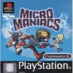 Boxart Micro Maniacs