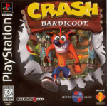 Boxart Crash Bandicoot