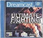 UFC Boxart