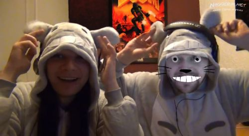 Totoro Song Cosplay