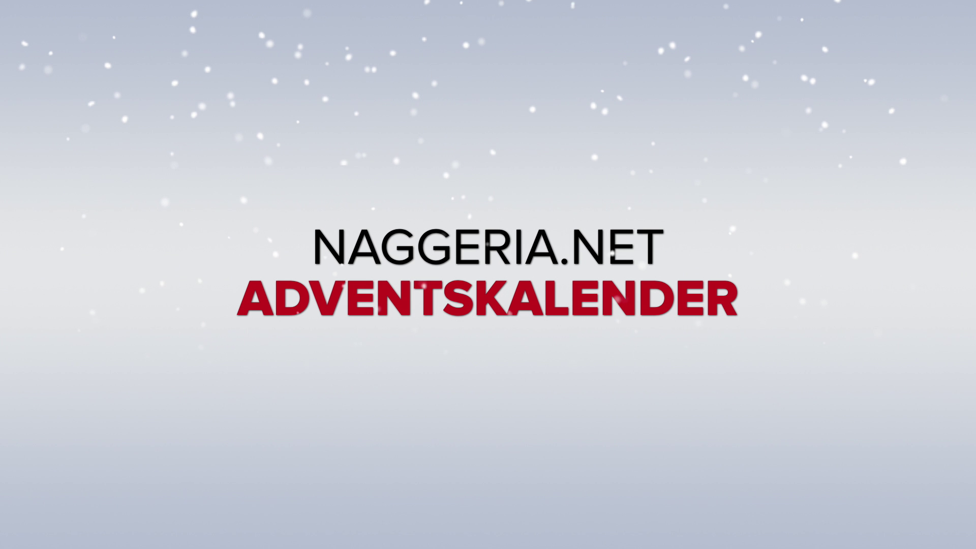 Naggeria Adventskalender 2015