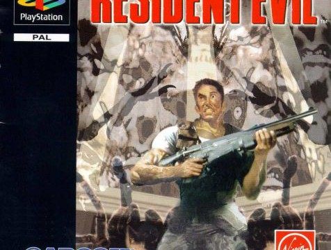 Let's Play: Resident Evil (Chris / Playstation 1)