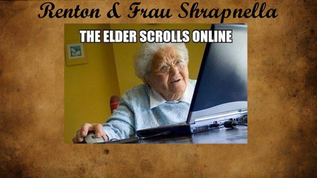 The Elder Scrolls Online: Morrowind (feat. Frau Shrapnella)