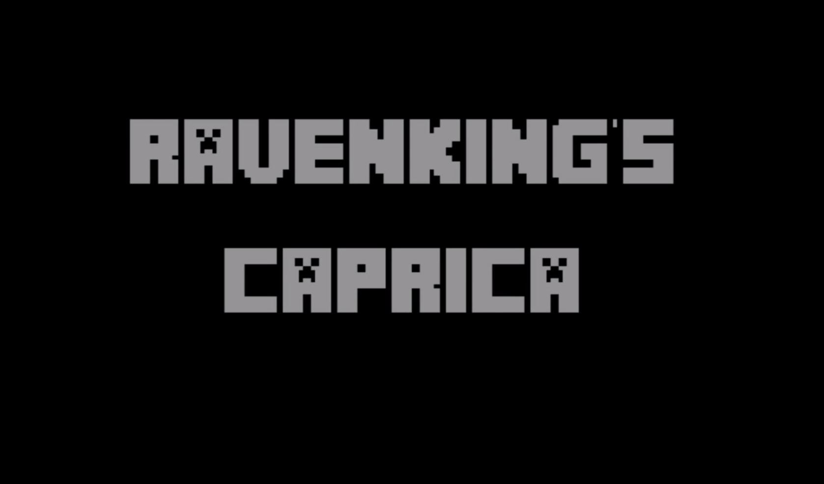 Minecraft Caprica