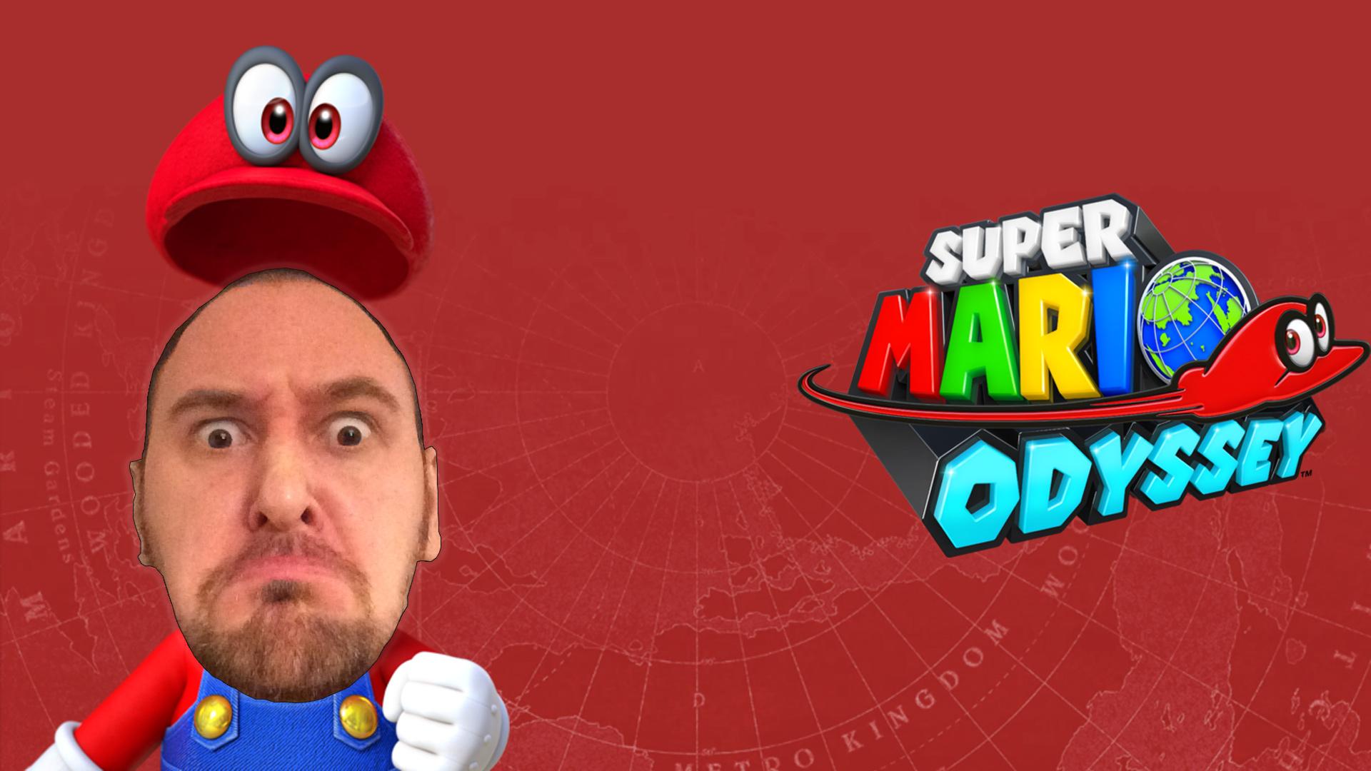 Super Mario Odyssey Thumbnail