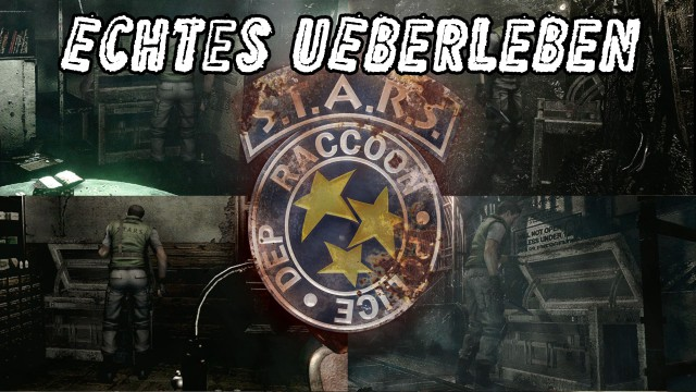 Resident Evil HD Remaster – Echtes Überleben (Überlebenskünstler) – Jill