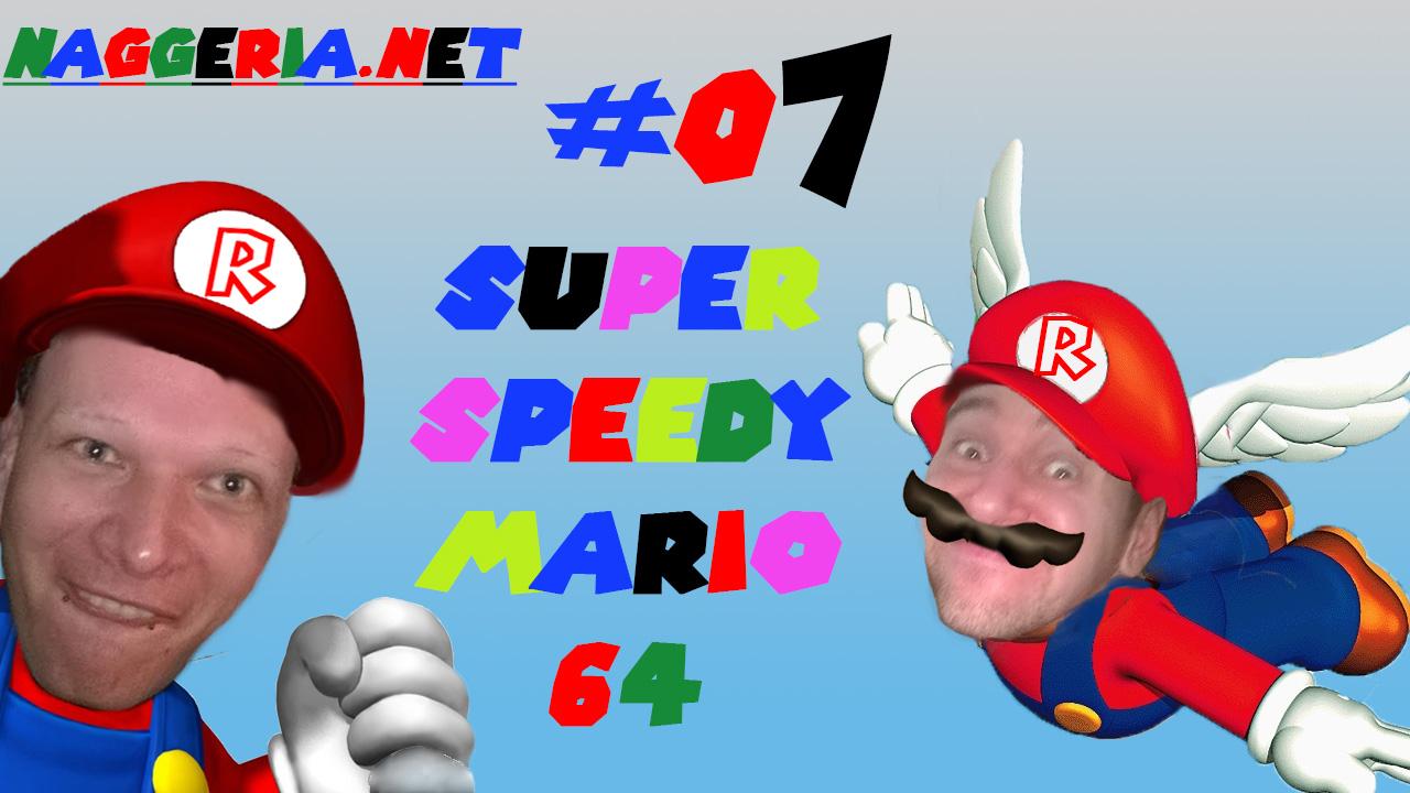 Super Speedy Mario 64  - Layla Version