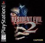 Resident Evil 2 (Claire A & Leon B)