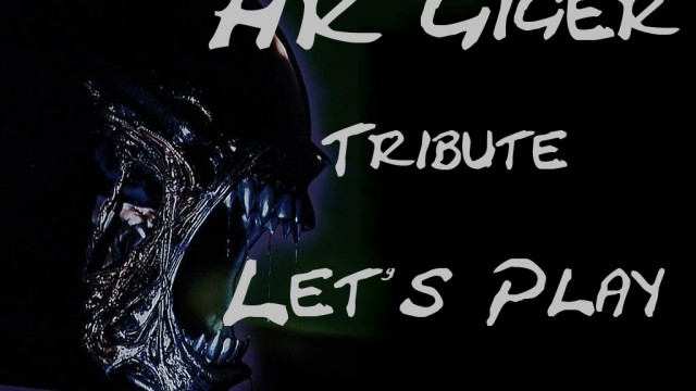 Ein Tribute für H. R. Giger: Let's Play Alien Trilogy (Playstation 1)