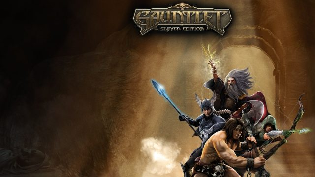 Gauntlet – Slayer Edition