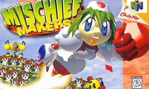 Let's Play: Mischief Makers (N64)